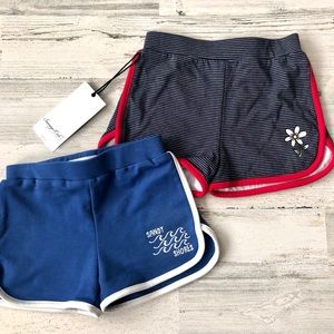 Cotton Girls Shorts by Sovereign Code